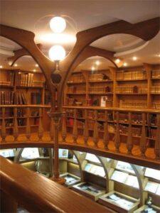 Посещение музея редкой книги ТНУ им.В.И.Вернадского