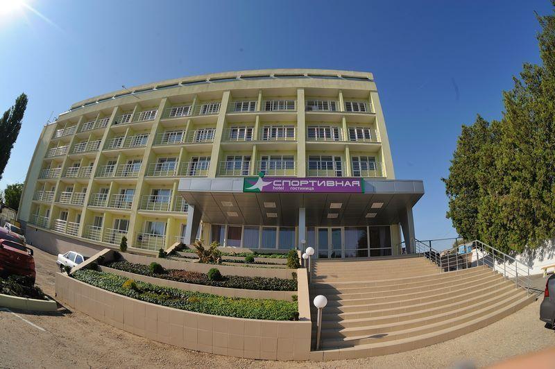 Гостиница «Спортивная»