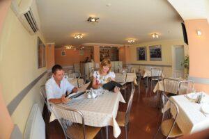 Галерея: Кафе-бар - гостиница Спортивная