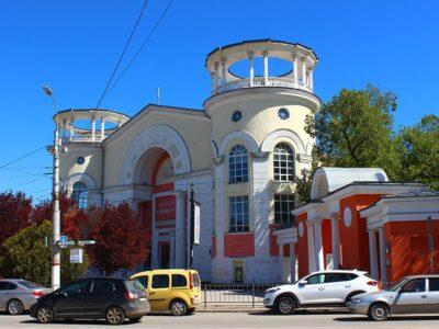 Кинотеатр «Симферополь» в Симферополе