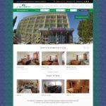 Гостиница Спортивная - Отель в Симферополе